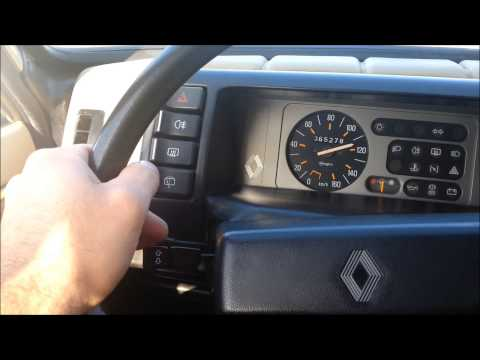 Фото к видео: Renault 5 Automatic 1981