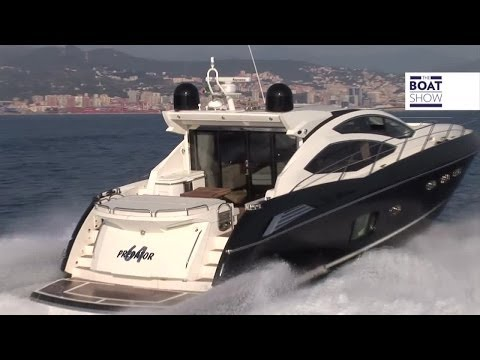 [ENG]  SUNSEEKER PREDATOR 64 – Luxury yacht Review – The Boat Show