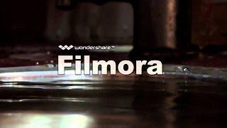 Мой видеоредактор Wondershare Filmora  Маленький обзор