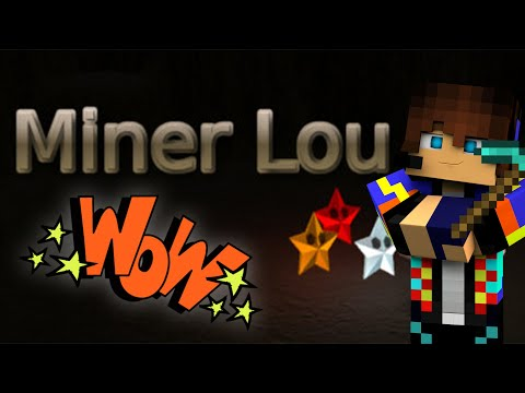 COSA!! Minecraft?! - Miner Lou