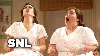 Acupuncture Gone Wrong - SNL
