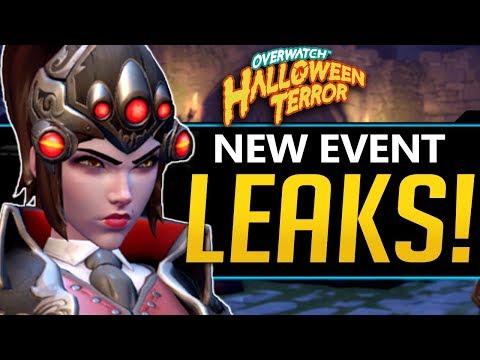 Overwatch Halloween Terror Event Leak & Dates Plus Legendary Skins Predictions
