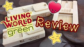 Living World Green Interactive Toys Review!  (Guinea Pig / Hamster)