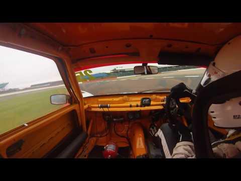 Silverstone 2019 – Race 1 – Bryan Shrubb