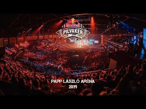 Red Bull Pilvaker 2019 Teljes Előadás Papp László Budapest Sportaréna