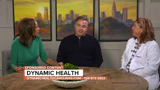 Dynamic Health Helps Patient Matthew Recover from Severe Muscular Pain Through Regenerative Therapy