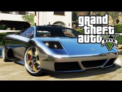 Grand Theft Auto V Walkthrough - GTA 5 Next Gen - Unlimited