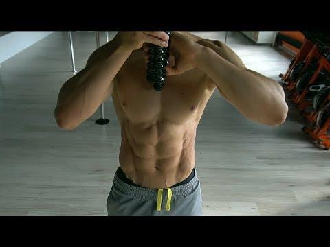 Podstawowe ćwiczenia treningu mięśni