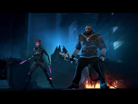 Видео № 0 из игры Agents of Mayhem (Б/У) [PS4]