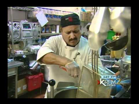 CBS AFFILIATE KREM 2 NEWS STORY ON BIG TABLE</strong> | MARCH 2012 | 5 minutes