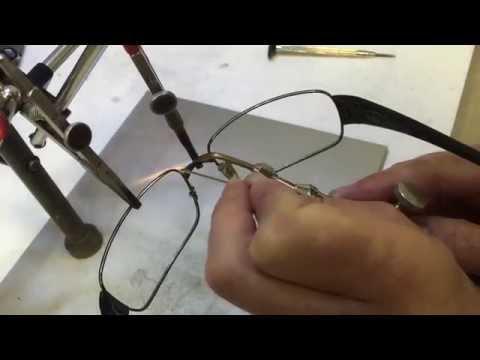 Soldadura de aro de montura Ray-Ban