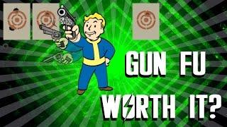 Fallout 4 - Gun Fu Perk - Is It Worth It?
