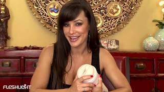 Мастурбатор Lisa Ann - Barracuda с ее слепка Вагины от компании Интернет-магазин препаратов для потенции - видео 1