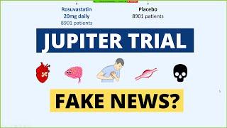 End of the JUPITER Trial (Rosuvastatin for Primary Prevention of ASCVD)