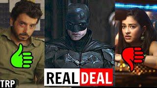 Khaali Peeli Dislike Frenzy, Mirzapur Returns & Batman & DC Have The World Excited