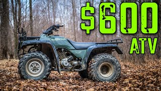 Buying A Four Wheeler On A Budget