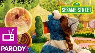 Sesame Street: Cookie of Oz (Wizard of Oz Parody)