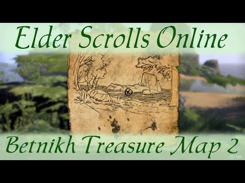 Steam Community :: Video :: Betnikh Treasure Map 2 [Elder ...