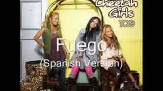 Fuego [Spanish Version] by The Cheetah Girls (TCG Album EP)
