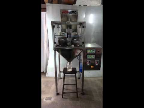 Dry Fruit Filling Machine