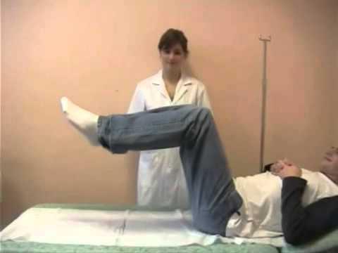 Trattamento dellosteoartrosi, come descritto in video Bubnovskaya