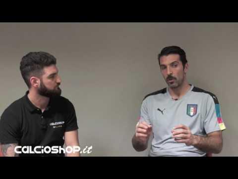 1/3 Calcioshop e Buffon: I consigli tecnici sul guanto!