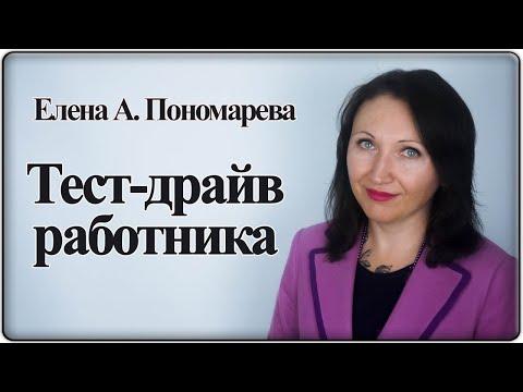 Испытательный срок для работника - Елена А. Пономарева