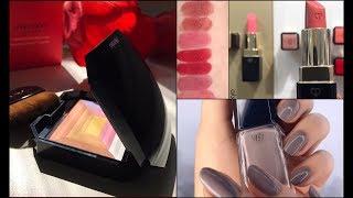 Покупки японской  косметики в Москве* SHISEIDO *CLE DE PEAU *