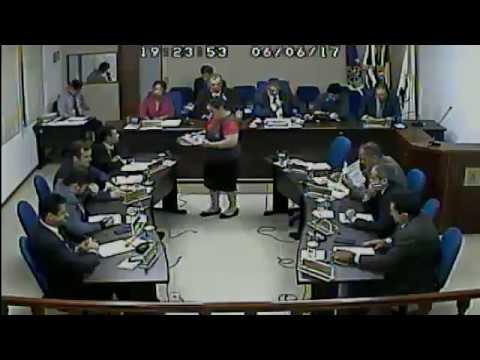 Câmara Municipal de Juquitiba - 16ª Sessão Ordinária 2017
