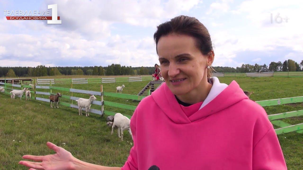 Видео в фермерском хозяйстве Долина коз