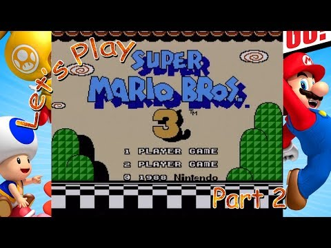 Super Mario Bros 3 Walkthrough - Part 7 (Dark Land) by