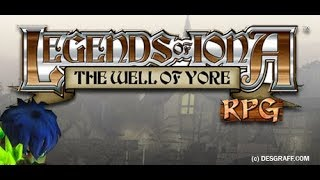 Legends Of Iona RPG Gameplay PC game