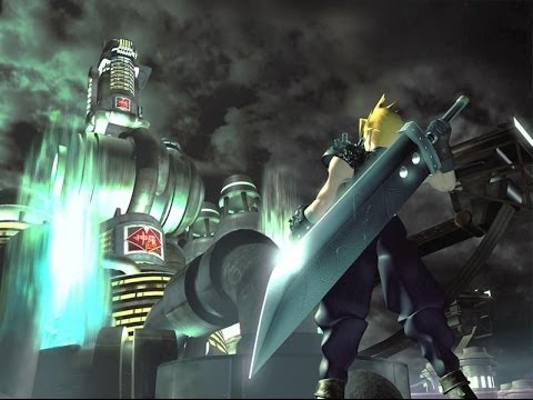 Final Fantasy 7 Graphics Mods