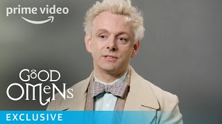 Good Omens - Behind The Scenes | Prime Video