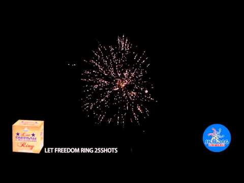 Let Freedom Ring 25Shots