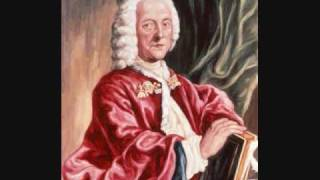 Georg Philipp Telemann Concerto in E major for flute oboe damore viola damore strings Vivace