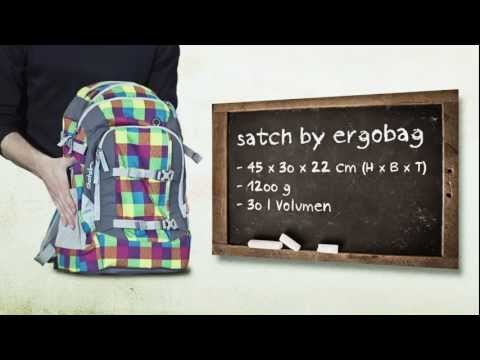satch Rucksack by ergobag  bei schulranzen.net