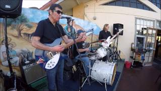 Frank Barajas & the Corsican Bros Band - Someday, Someway (Marshall Crenshaw cover)