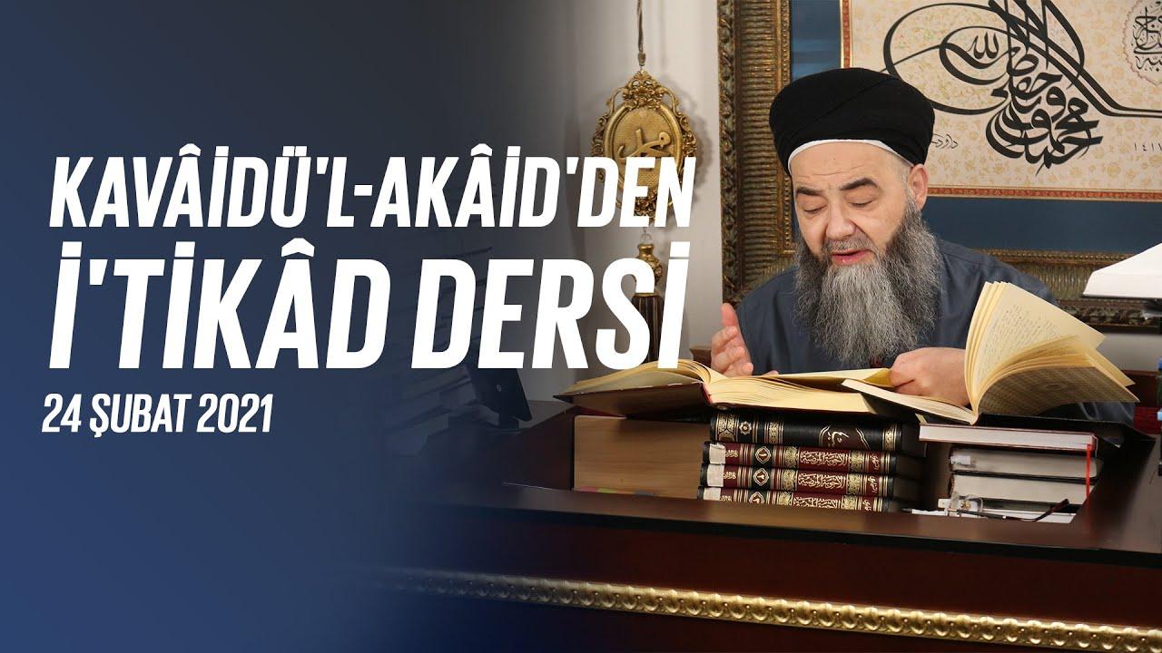 Kavâ'ıdü'l-'Akâid'den İ'tikâd Dersi 48. Bölüm