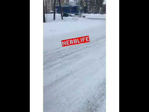 Житель Якутии решил прогуляться полуголым в январе