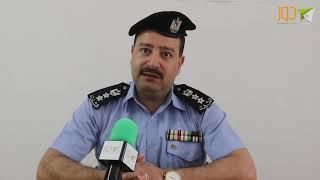 خطة شرطة طولكرم في تنظيم الأسواق ليلة العيد