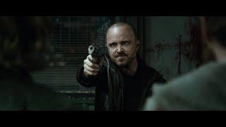 El Camino: A Breaking Bad Movie - Badass Jesse Pinkmans Shootout Scene (1080p)