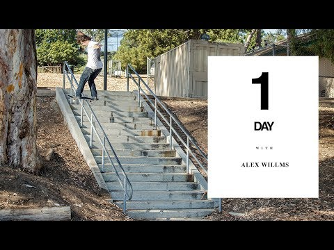 preview image for Spend a Day Barging Spots With Alex Willms   One Day