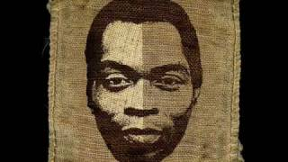 Fela Kuti   Water No Get Enemy