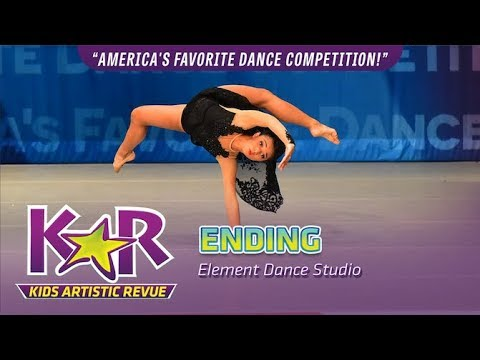 """Ending"" from Element Dance Studio"