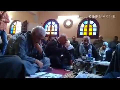 شاهد بالفيديو جلسه عرفيه مصغره بين عائلتي العنكيل والخشن بمركز الصف