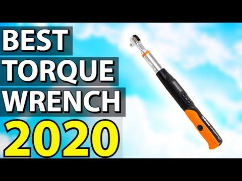 ✅ TOP 3: Best Torque Wrench 2020