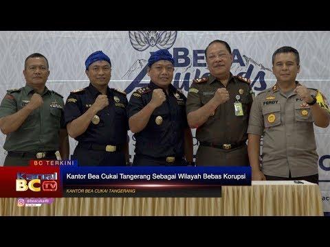 Kantor Bea Cukai Tangerang Sebagai Wilayah Bebas Korupsi