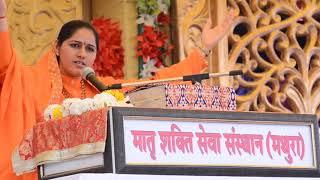 Latest Bhajan 15 August || Devi Hemlata Shastri Ji ||  Ghar Ghar Mein Naad घर में नाद - 9627225222