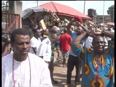 Oba of Benin Join His Ancestors